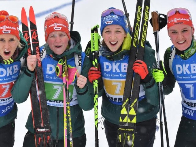 Biathlon In Ruhpolding Live In Tv Und Stream Tv Termine 16 201