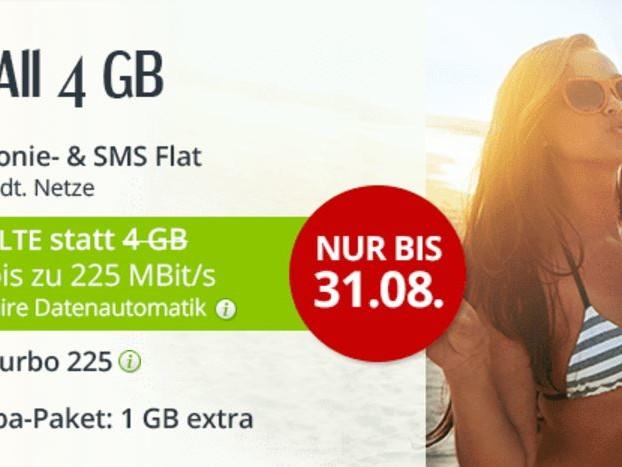 winSIM: 5 GB Tarif für 14,99 Euro mtl. im Angebot