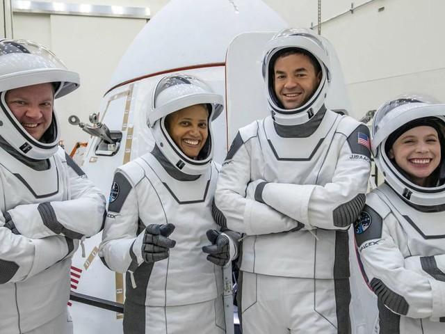 Space X: Elon Musks Astronauten landen auf der Erde