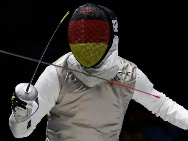 Fecht-EM - Florett-Männer ziehen ins Halbfinale ein