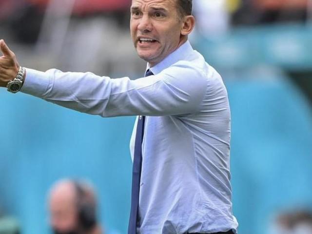 Ukrainischer Fußball-Nationaltrainer Schewtschenko hört auf