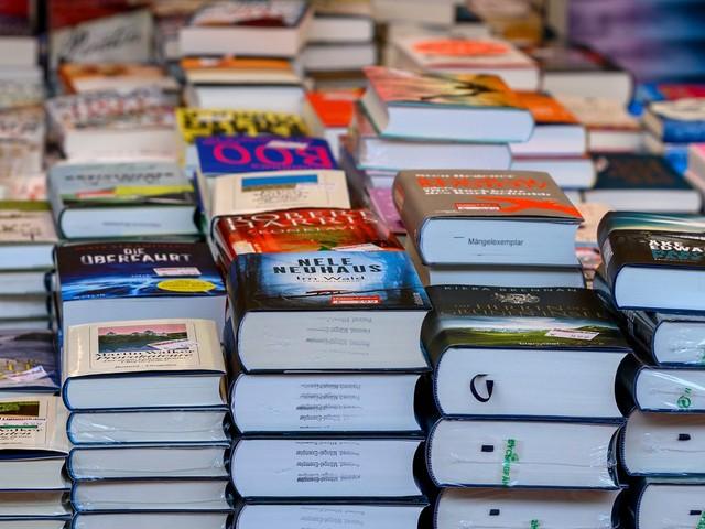 Literaturherbst: Zwanzig Bücher