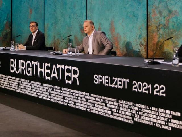 Burgtheater-Spielplan 2021/22: Premierenfeuerwerk post Pandemie