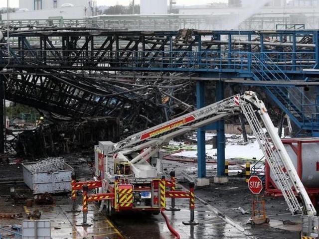 Leverkusen: Warten nach Explosion auf Ergebnisse von Analyse
