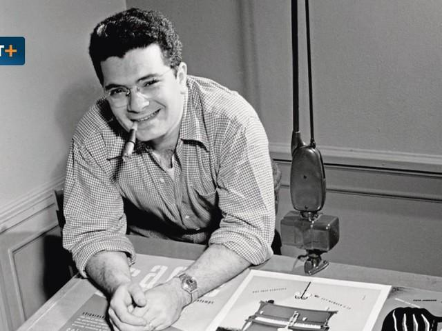 Der Mann, der das Plattencover erfand