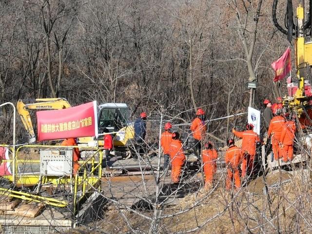 China: Nach Explosion in Goldmine: Elf Bergarbeiter seit neun Tagen unter Tage gefangen