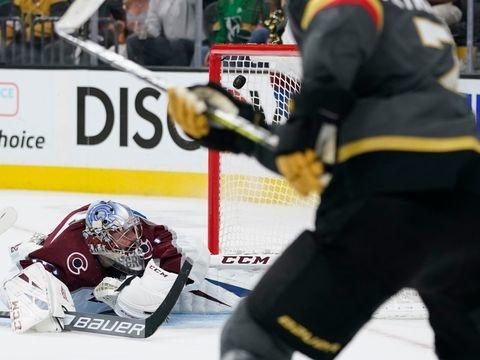 NHL - Playoff-Aus für Grubauer: Avalanche scheitern an Las Vegas