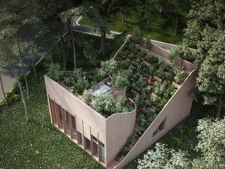 Fürs Landleben der Zukunft: Architektur-Avantgarde in der Provinz