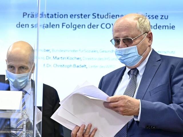 Herber Lockdown-Schlag: Wirtschafts-Erholung 2021 abgesagt
