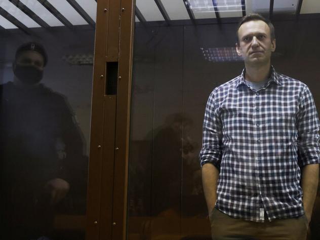 Inhaftierter Kremlgegner: Nawalny tritt in Hungerstreik