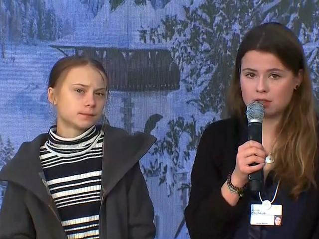 Uneinigkeit zwischen Greta Thunberg und Luisa Neubauer