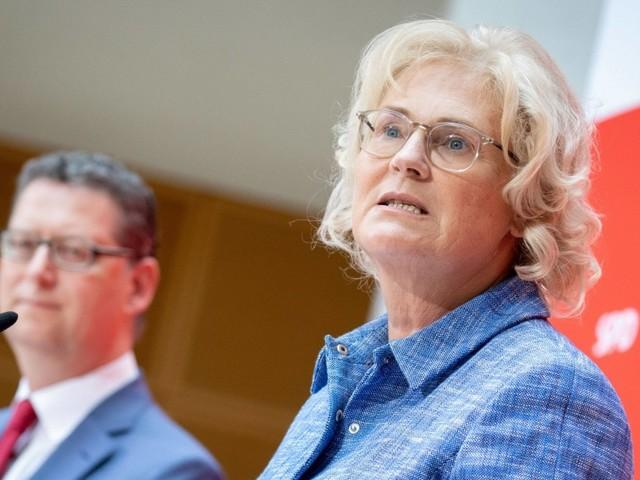 SPD: Die neue Ministerin und der Gänsehautmoment am Geburtstag