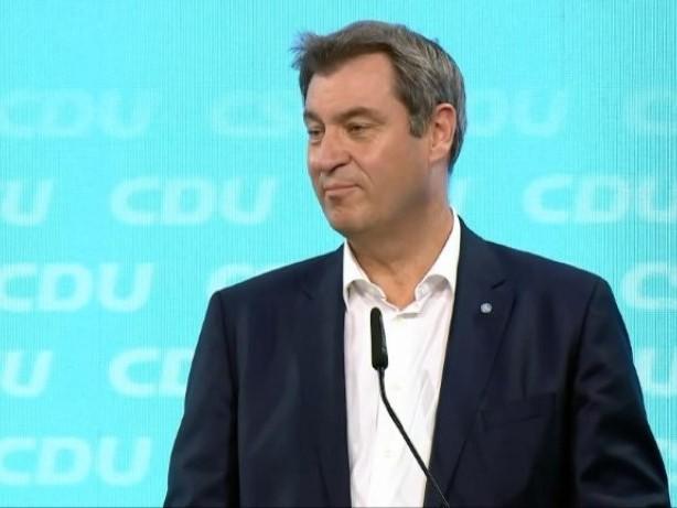 """ZDF-Talk: """"Lanz"""": Söder erhöht den Druck auf Ungeimpfte und Impfgegner"""