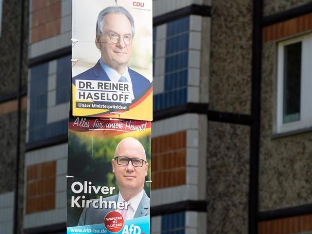 Kampf wird wohl zwischen CDU und AfD entschieden