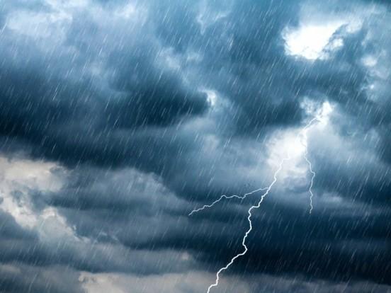 Kreis Unterallgäu Wetter heute: DWD-Wetterwarnung vor Gewitter mit Starkregen
