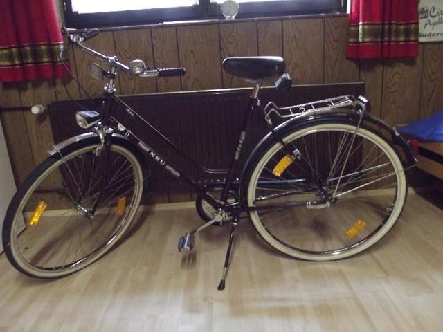 Nostalgie Fahrräder NSU Topas Herren und Damen beide 28 Zoll in Recklinghausen