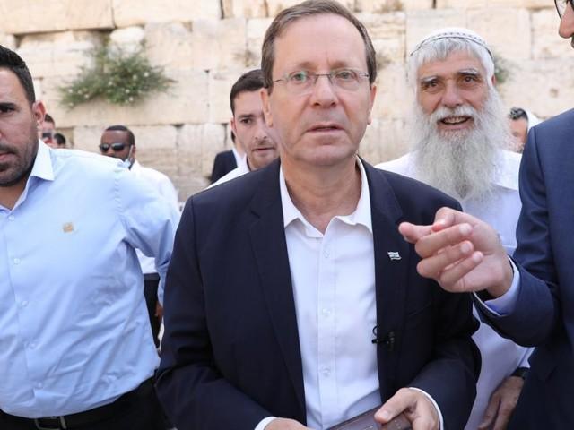 Ex-Oppositionsführer Herzog wird neuer Präsident von Israel