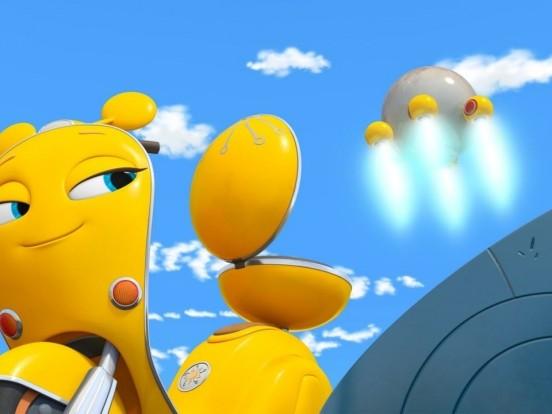 """""""Ricky Zoom"""" im Livestream und TV: Wie geht es in Folge 28 der Animationsserie weiter?"""