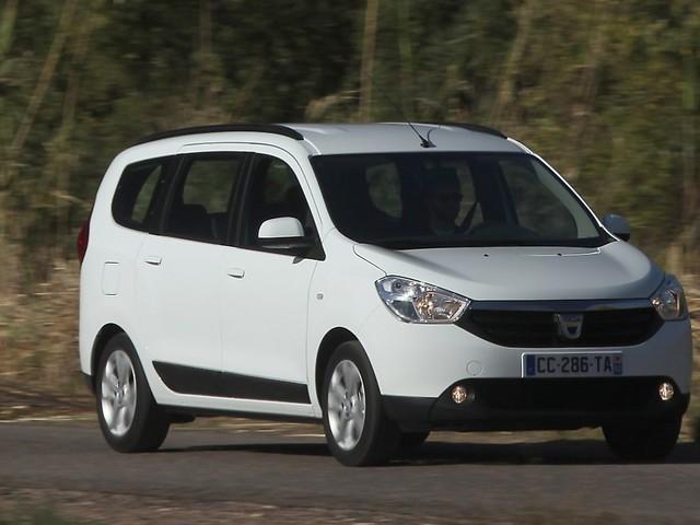 Vom Start an zu billig: Dacia Lodgy - gebraucht kein Schnäppchen