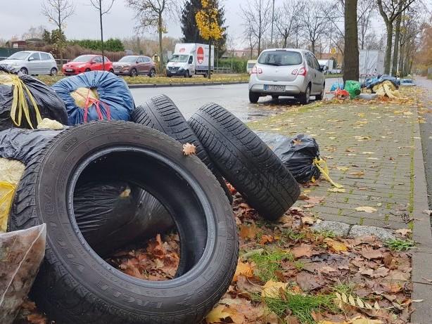 Für sauberere Straßen: Reinickendorf will Sperrmüll kostenlos durch BSR abholen