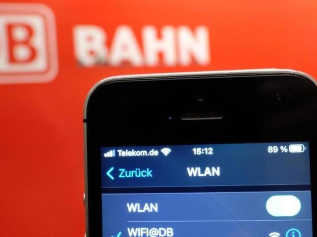 Freies Wlan an 12 Prozent der Bahnhöfe in Deutschland