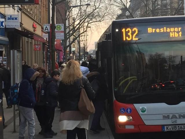 Köln: Keine Fahrverbotszone