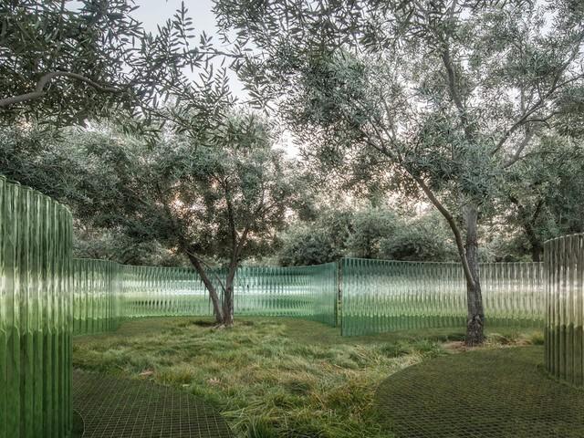 """""""Mirage"""": Apple Park Visitor Center erhält eine beeindruckende Skulptur"""