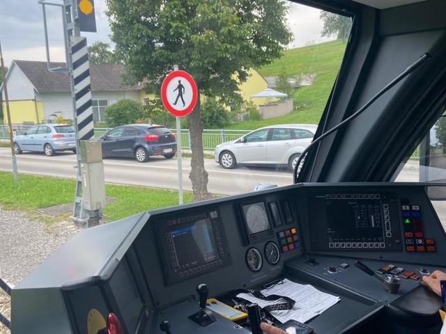 Unfälle an Bahnübergängen: Warnruf aus dem Führerstand der Mariazellerbahn