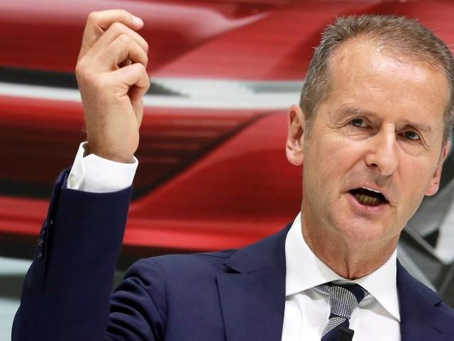 Abgasdebatte: Warum VW-Chef Diess kein Recht hat zu jammern - obwohl er recht hat