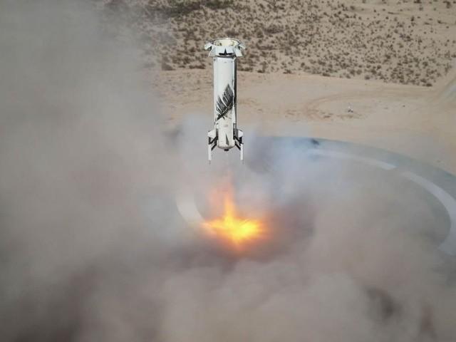 6 kuriose Fakten zum Weltraumflug von Jeff Bezos