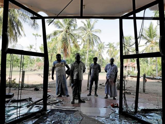Religiöse Gewalt in Sri Lanka: Erster Toter