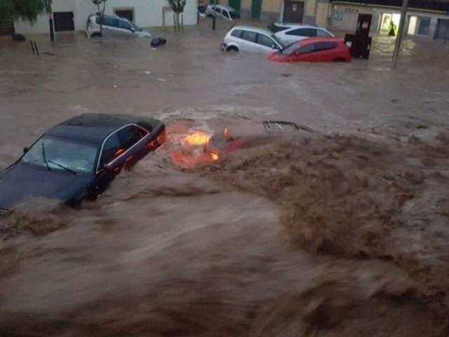 Mallorca: Mindestens fünf Tote nach starkem Unwetter