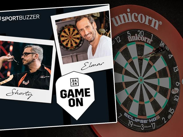 "Neue Folge ""Game On! Der DAZN Darts-Podcast"" in Kooperation mit dem SPORTBUZZER"