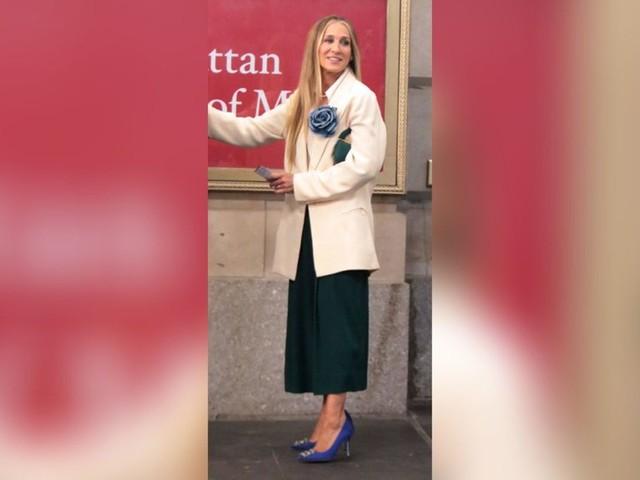 """Sarah Jessica Parker: Besonderes Paar Schuhe aus """"SATC""""-Film"""