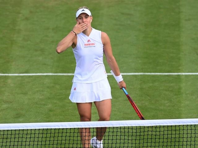 Wimbledon 2021: Angelique Kerber und Alexander Zverev in Runde drei