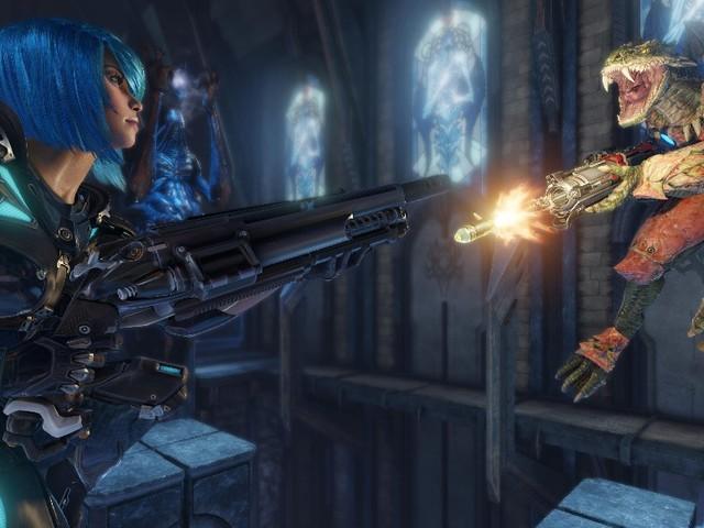 Quake Champions: Bisher größtes Update mit Keel, Ranglistenspielen und Bestenlisten steht an