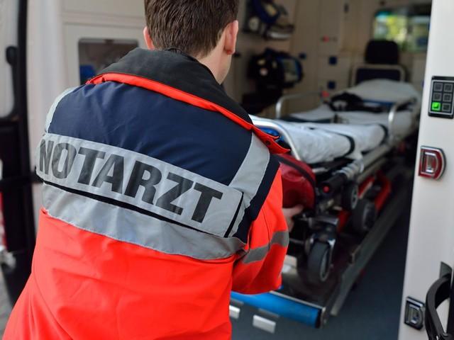 Bayern: Frau stürzt 100 Meter in die Tiefe