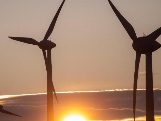 Windenergie: Rekord beim Windstrom - aber kaum neue Anlagen
