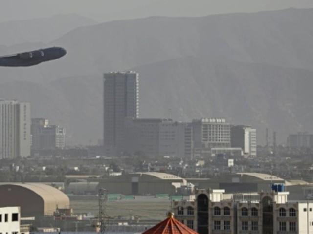 Afghanistan: AFP-Journalisten: Explosion in Kabul zu hören
