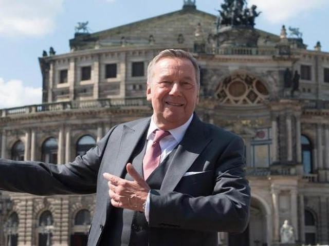 """""""Werde helfen"""" - Roland Kaiser bietet sich als Retter der SPD an"""