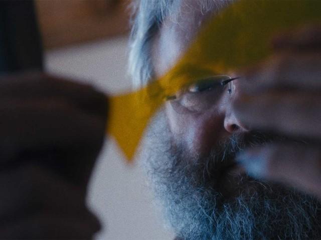Videoportrait eines Kunstglasers
