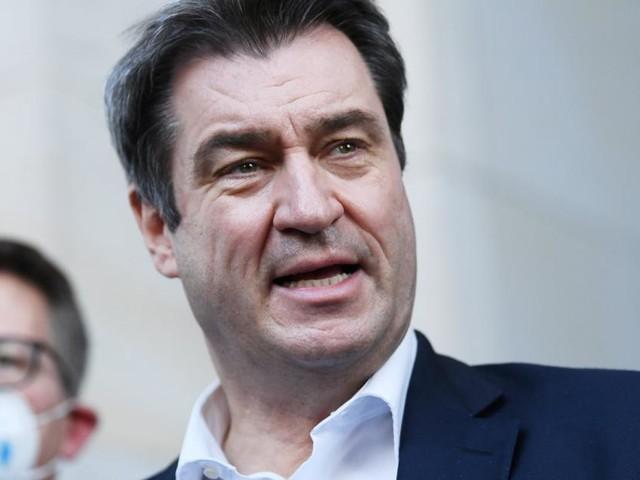 Markus Söder ist Kanzlerkandidat der Union