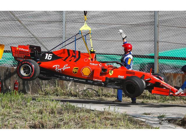 """Binotto sauer auf Ferrari-Piloten: """"Das war eine dumme Aktion"""""""