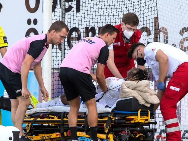 Aufatmen beim LASK: Stürmer Karamoko nur leicht verletzt