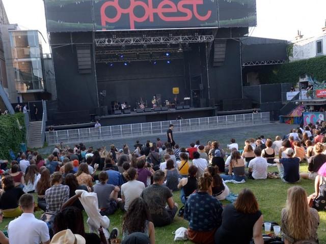 Sommer fast wie damals: Gratis-Event Popfest nur zu zwei Drittel voll
