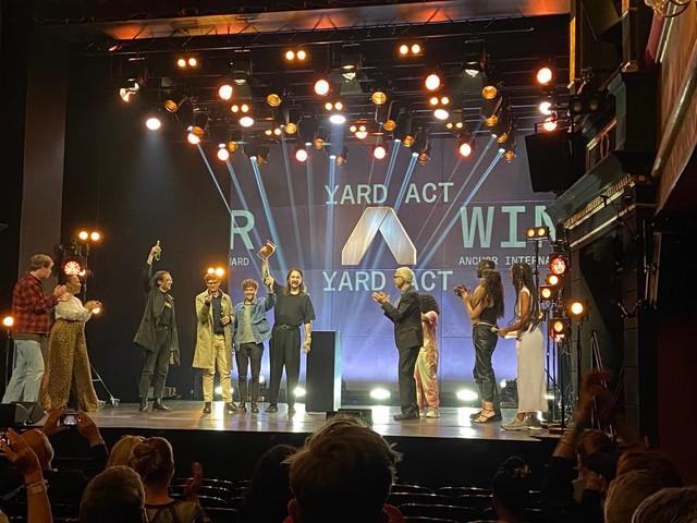 Reeperbahn Festival: Beim ANCHOR Award gibt's den Fistbump mit Visconti