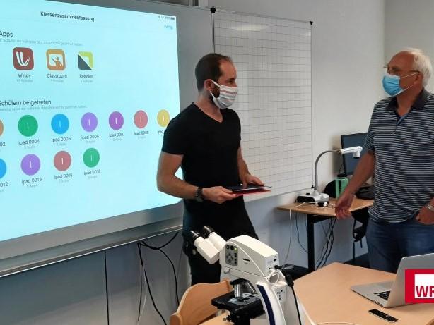 Schule : Kleve: Lehrer schulen einander für digitalen Unterricht