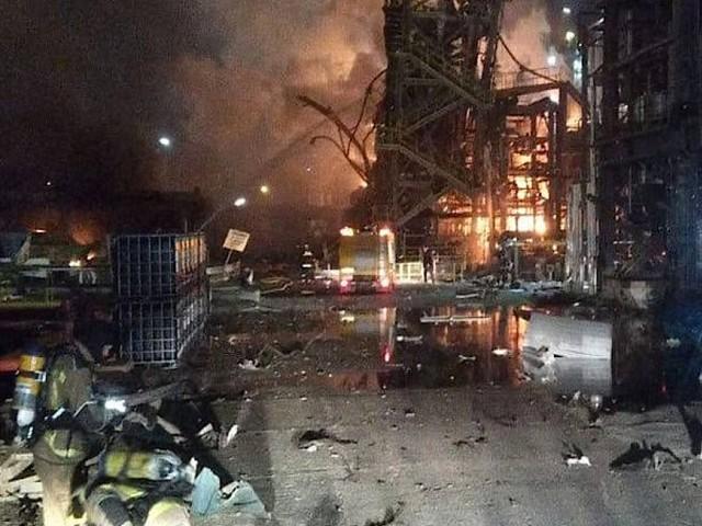 Nach Explosion in spanischer Chemiefabrik gibt es weiteren Toten