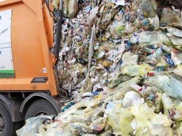 Zuviel Müll und es wird kaum weniger