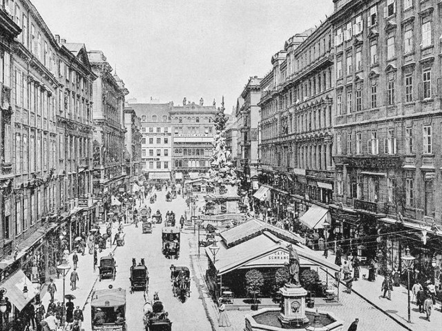 Utopien für die Stadt von gestern